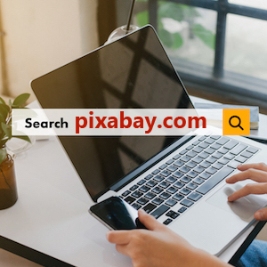 Stock Image Site Pixabay